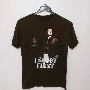 Men's Firefly/Serenity Malcom Reynolds T-shirt